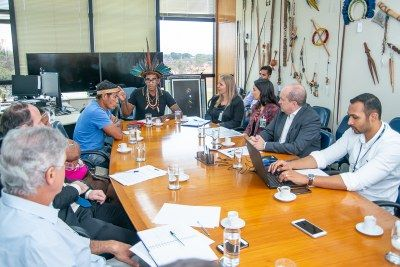 ´Nem índio que teve mão amputada foi ouvido!´ - Indígenas acusam postergação da polícia e pedem apoio do MPF em investigações do massacre contra a comunidade Akroá-Gamela