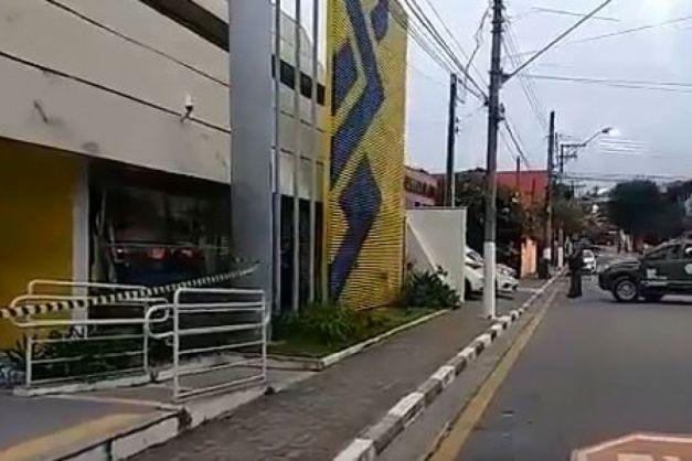 Presidente Bolsonaro elogiou! 11 bandidos são mortos após tentativa de assalto ao Banco do Brasil e do Santander em Guararema, São Paulo