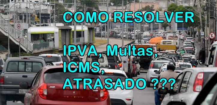 Mais de 1,3 milhão de motoristas ainda devem IPVA. Sabia que dá para FINANCIAR EM ATÉ 12X ?
