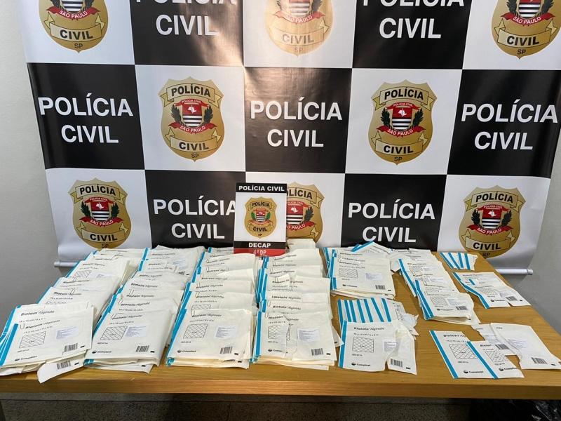 50 mil máscaras roubadas! Polícia Civil prende autores de roubo a Hospital de equipamentos que seriam usados para proteção de equipes médicas!