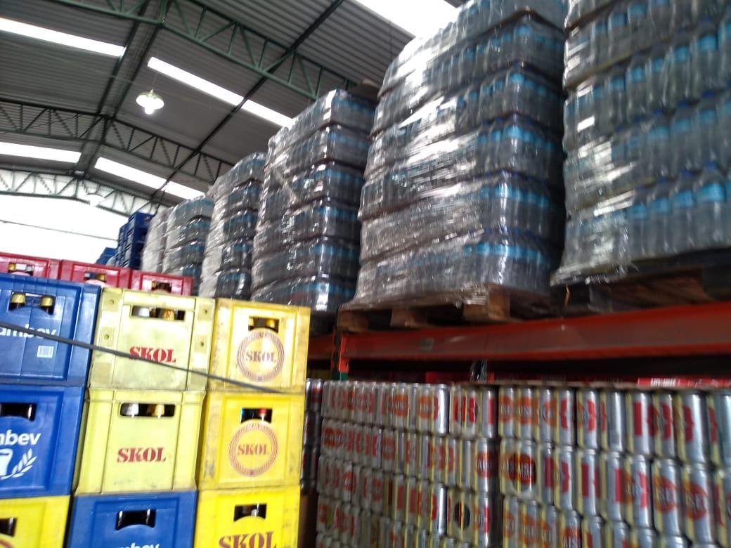 500 caixas de cervejas! Polícia Civil desarticula esquema de desvio de bebidas em MG