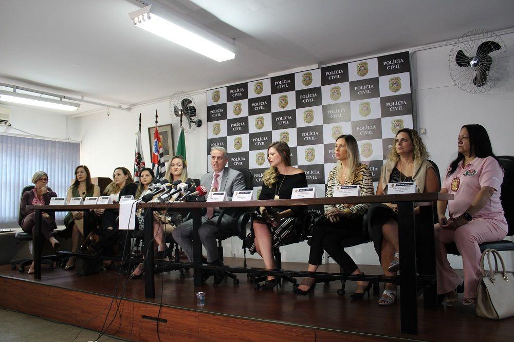 70 homens são presos na Operação Outubro Rosa na capital paulista por violência contra mulher: Vamos atrás de todos, diz delegado!