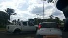MG / BR 262: Chegando e entrando em UBERABA, ExpoZEBU, ABCZ, Avenidas do entorno das colinas
