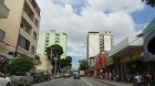MG 050 / Divinópolis: Entrando cidade, Shopping de compras de vestuário, rodoviária até o centro.