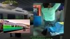 Viagem de TREM  BH (MG) a Vitória (ES): Um registro de dentro do trem de trechos da viagem, restaurante, pessoas, vagões!