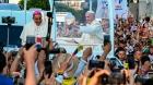 Papa chega ao Panamá para JMJ (Jornada Mundial da Juventude) e diz que ação é instrumento revelador da fé e da Igreja católica