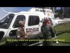 VÍDEO: Agradecimento dos militares de Israel aos integrantes da Polícia Militar de Minas Gerais