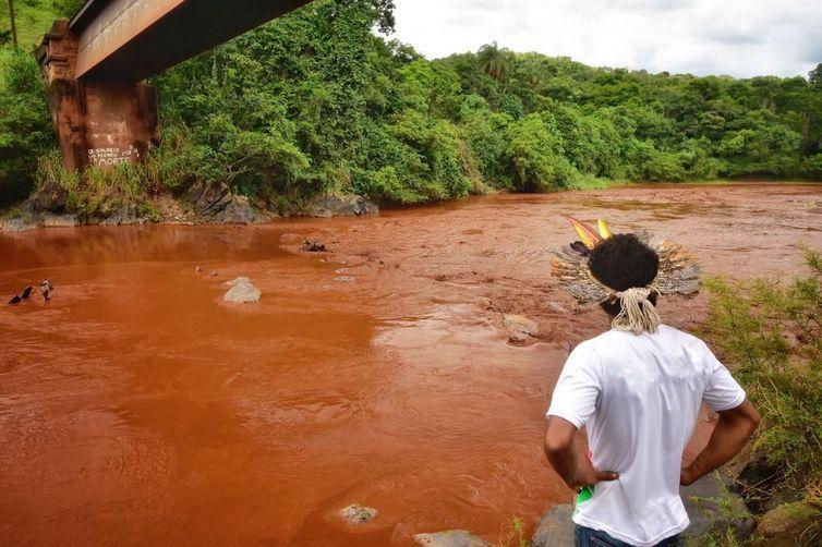 A água do Rio Paraopeba NÃO DEVE SER USADA de jeito nenhum, por tempo indeterminado - orienta o Governo de MG
