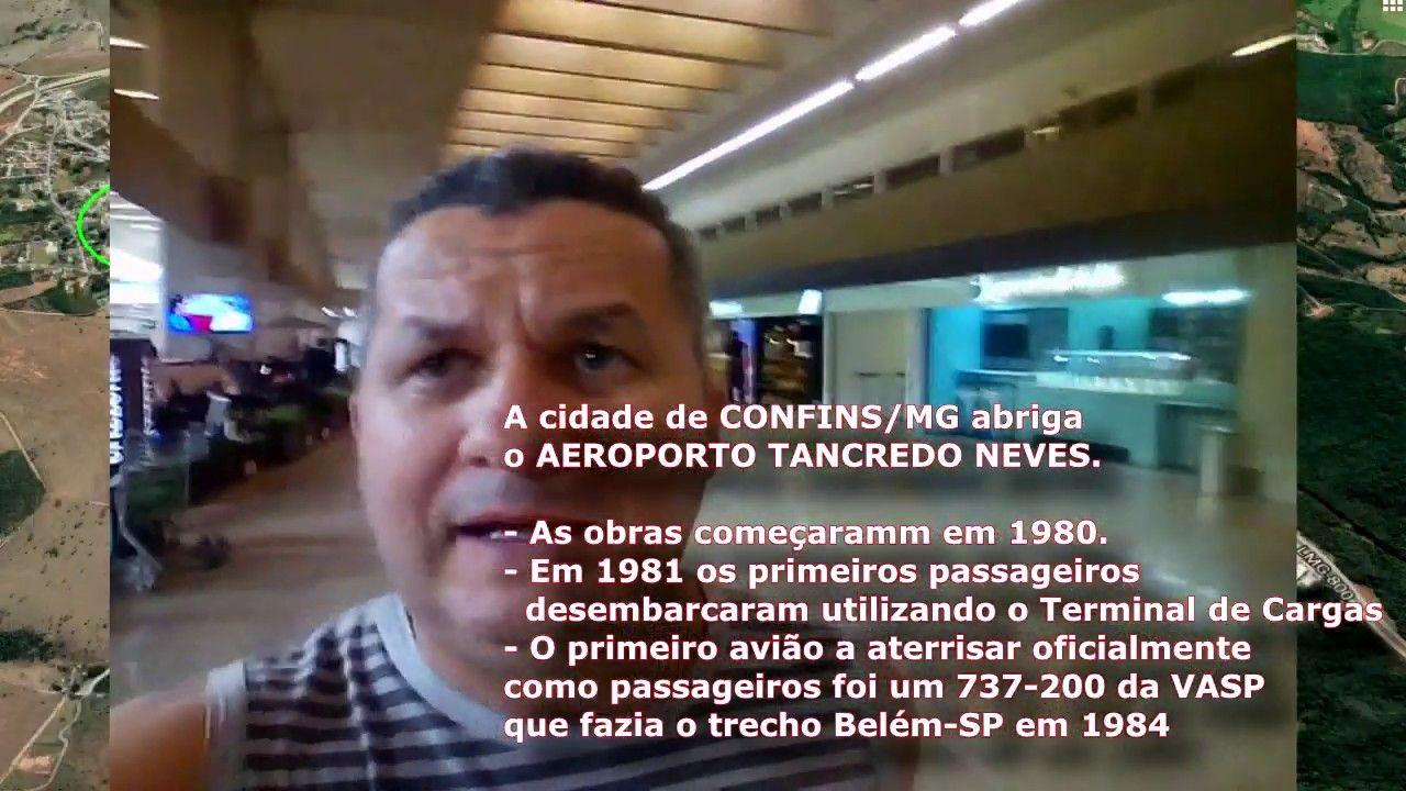 Aeroporto Confins: Como é a parte BELA: Checkin, Lojas, Embarque, Desembarque, Estacionamento (BH/MG)