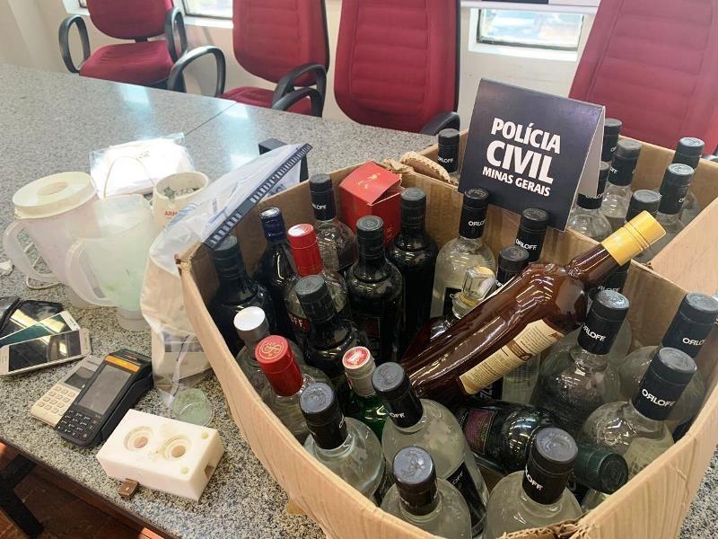 AREIA de GATO e TRIGO: Falsário vendia DROGAS e bebidas adulteradas na cidade. Ele está solto!