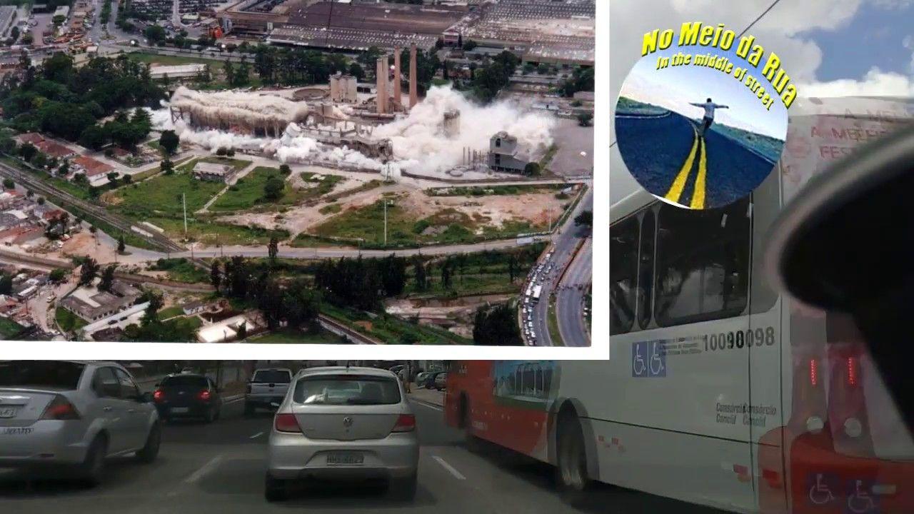 As TORRES DO ITAÚ: Você sabia que as torres do Itaú Power Shopping sobreviveram a DEMOLIÇÃO DA FÁBRICA e são tombadas? - Veja vídeo