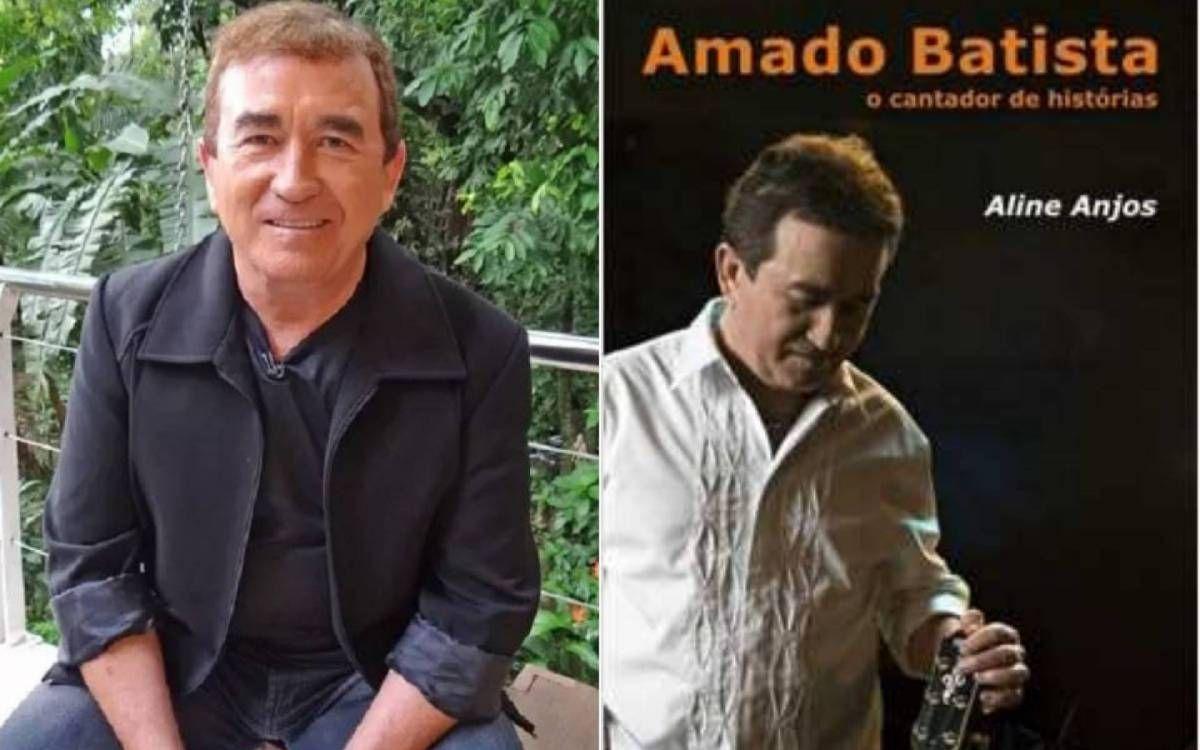 Autora de Livro sobre AMADO BATISTA - O Cantador de Histórias abre processo contra o cantor , editora e livraria por Danos Morais e Materiais