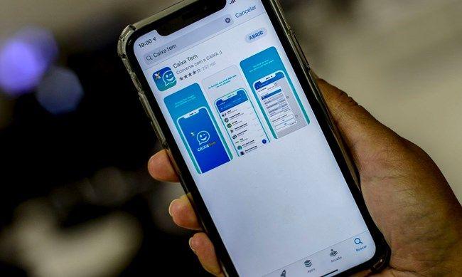 Auxílio Emergencial: Quem nasceu até JULHO já pode atualizar dados no app Caixa Tem HOJE (24/03)