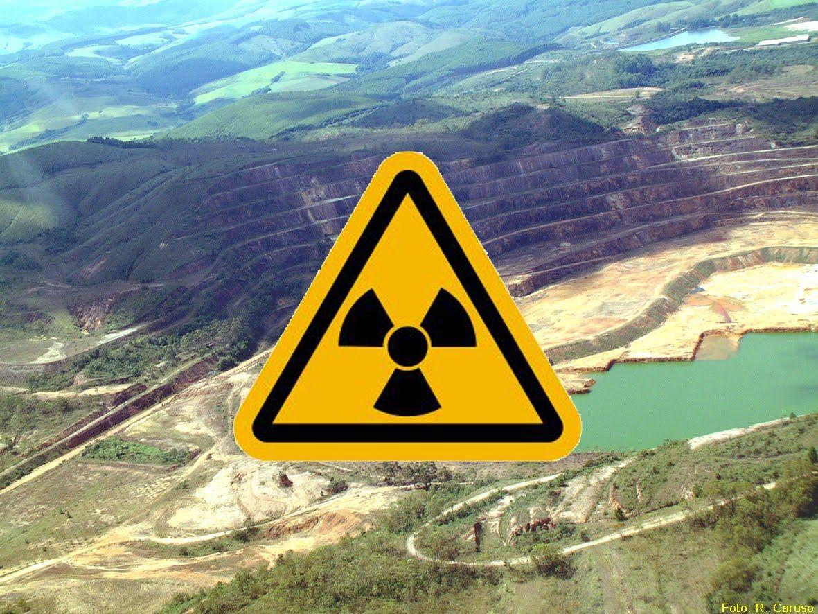 Barragem com Rejeitos Nucleares: Em Caldas/MG há risco de rompimento com graves danos ao Meio Ambiente, estruturas e pessoas: MPF pede plano de ação emergencial!