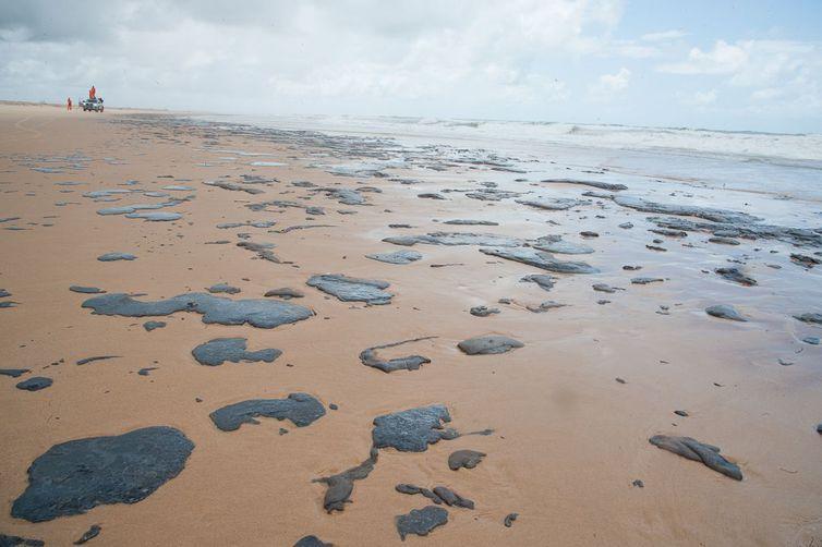 Bolsonaro  diz que UM PAÍS está no radar! Suspeita sobre origem de manchas de óleo no nordeste