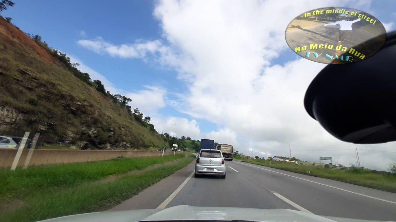 BR040: Do trevo Ribeirão das Neves até depois Sete Lagoas. Serra de Santa Helena, Inhaúma. MAPEADO!