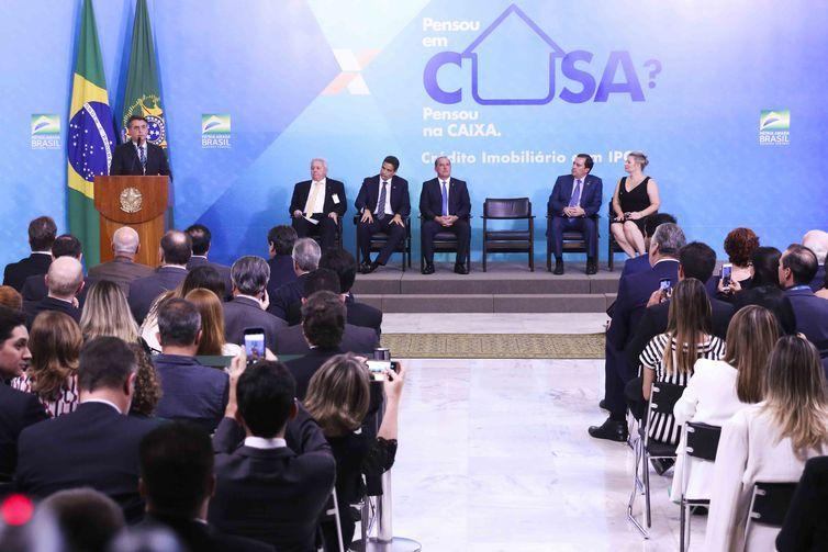 Caixa anuncia financiamento habitacional corrigido pelo IPCA: ´Prestação pode ser reduzida em até 51%´  - garante presidente