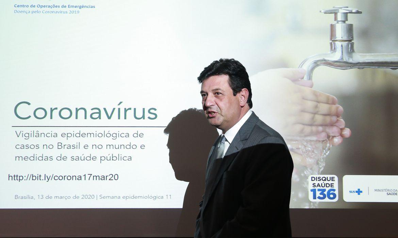 Chegam a 350 casos de CORONAVÍRUS no Brasil. Veja a lista por estados! 1a morte registrada em São Paulo