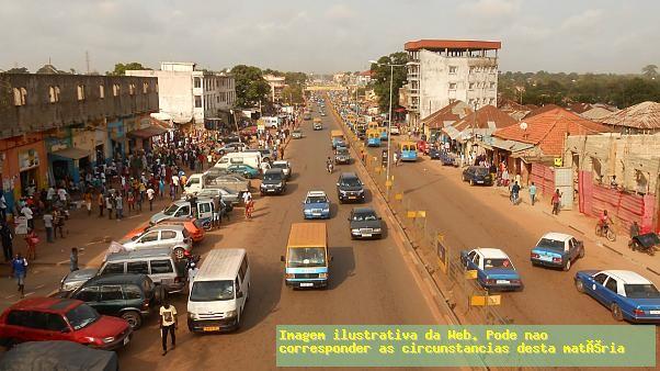Com apenas 2 casos confirmados, país de Guiné-Bissau (África) impõe confinamento dos cidadãos e impõe regras até para circulação de veículos!