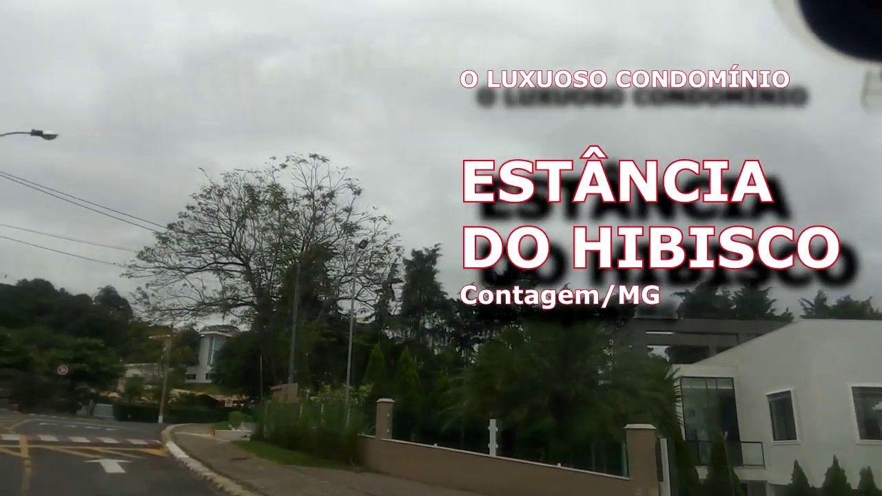 Condomínio Estância do Hibisco Contagem/MG: Casas de Luxo próximo Prefeitura Municipal e Praça Presidente Tancredo Neves