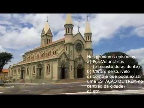 Conheça a belíssima Basílica MATRIZ DE SÃO GERALDO por dentro e por fora em Curvelo /MG