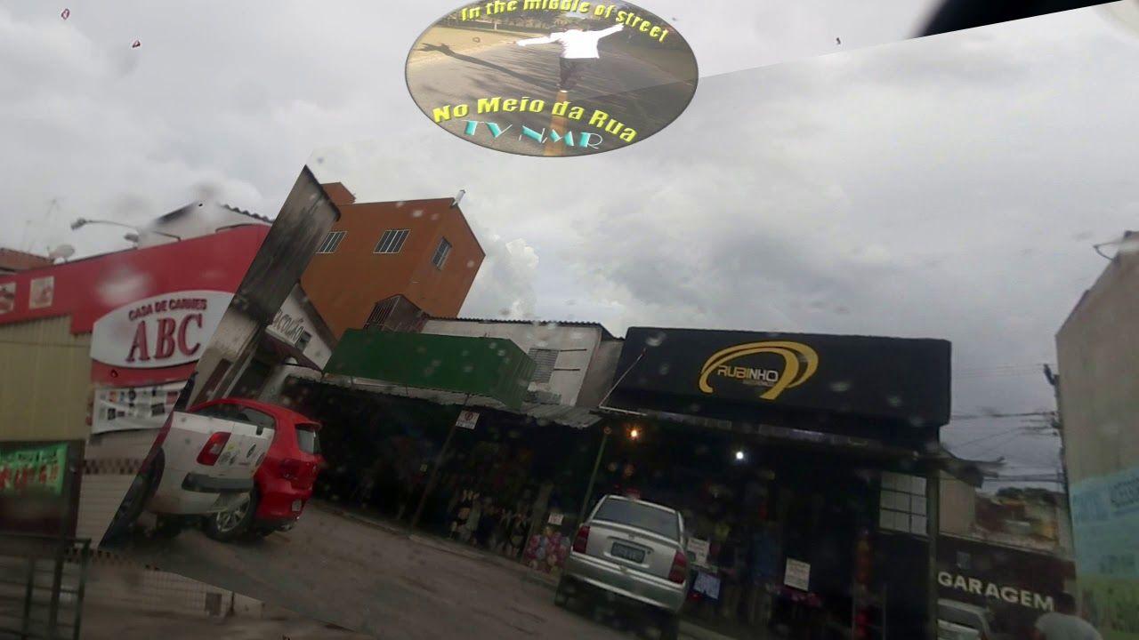 Conheça NOVA CONTAGEM hoje: Centro comercial, feira e identificação das ruas (VP, VC, VL ) - Vídeo com dupla câmera