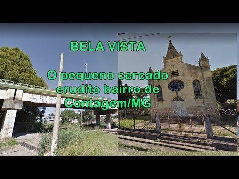 Conheça o bairro BELA VISTA e ESTAÇÃO DO SABER Educarte, Contagem/MG