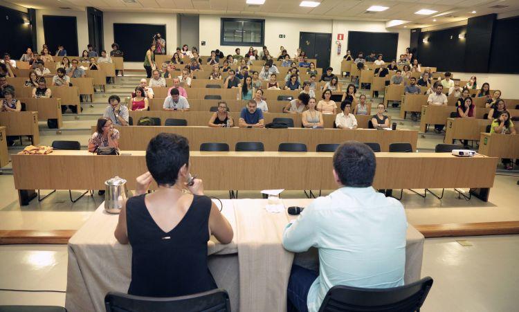 Entender as barragens, recuperar o solo e outras propostas para Brumadinho. Debate na UFMG reune 150 pessoas!