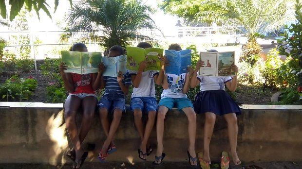 Escolas estaduais desenvolvem projetos pedagógicos que reforçam importância da leitura