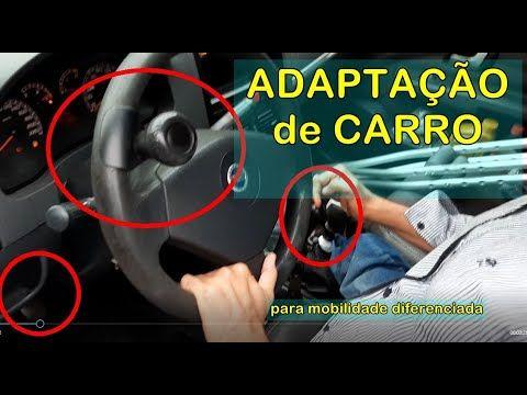 FÁCIL: Como ADAPTAR CARRO para portadores Mobilidade Reduzida - Divinópolis/MG, José Geraldo mostra