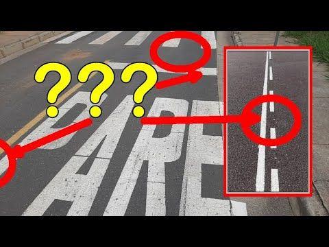 FAIXAS DE TRÂNSITO: Aprenda na prática (no meio da rua) e nunca mais tenhas dúvidas!
