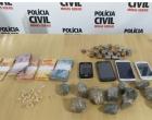 Faxina! 11 pessoas são presas no mesmo bairro em Ubá. PCMG realiza Operação Fenix e efetua flagrantes