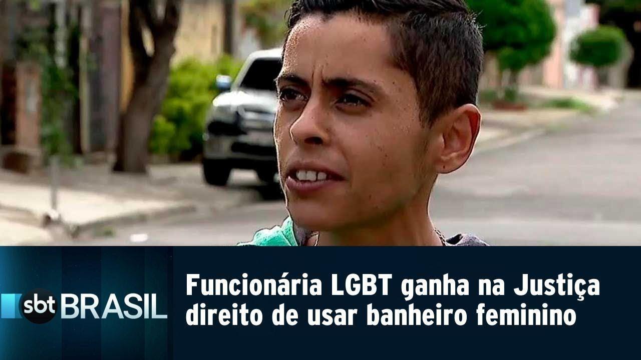 Funcionária LGBT ganha na Justiça direito de usar banheiro feminino