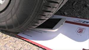Golpe no seguro: Homem passa com carro por cima do próprio celular e resolve REGISTRAR ROUBO, duas vezes! - Esmeraldas / MG