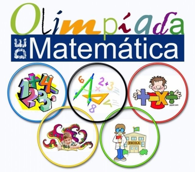 Inscrições para Olimpíada de Matemática já estão abertas