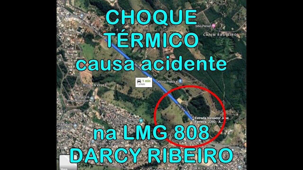 LMG 808: Na DESCIDA do RETIRO, porque tantos acidentes ocorrem ali ?? Darcy Ribeiro / Contagem - MG