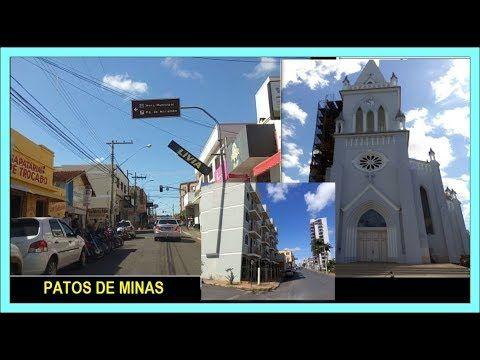 Major Gote, Mercado Central até igreja matriz na Getúlio Vargas - Conheça Patos de Minas, Parte 3