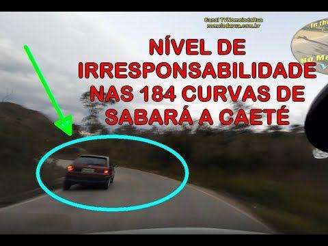 MG 262: As 184 curvas de SABARÁ a CAETÉ - 46 perigosíssimas! Aos pés da Serra da Piedade - Logo ALI!
