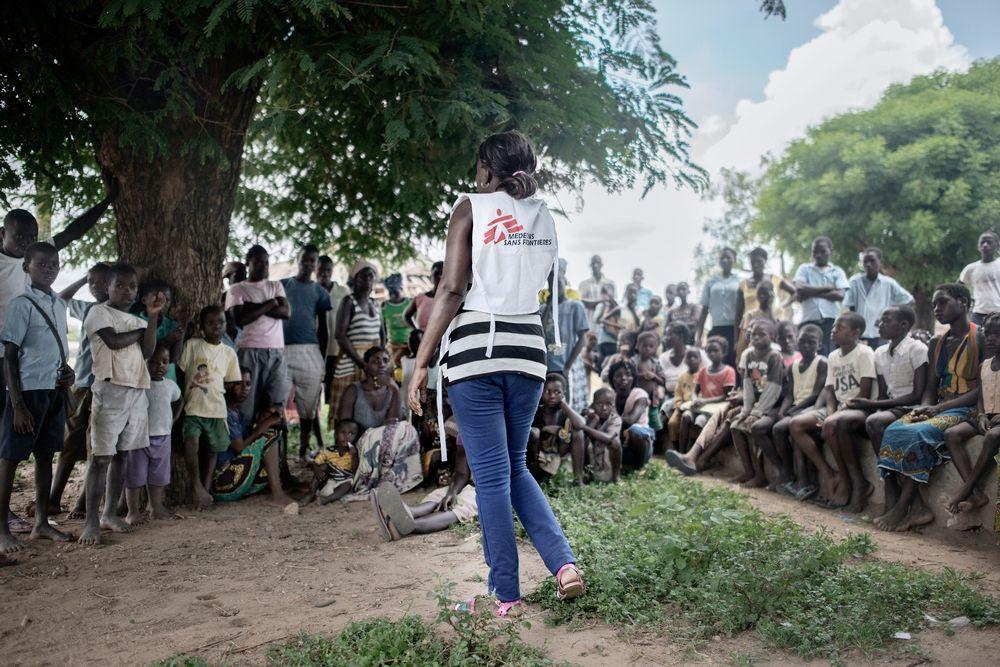 Moçambique confirma surto de cólera após passagem do ciclone Idai