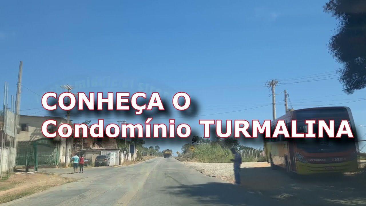 Onde fica o Condomínio TURMALINA? Onde fica o sítio que o GOLEIRO BRUNO tinha em Esmeraldas / MG?