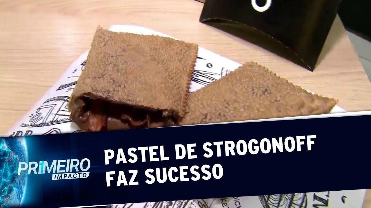 Pastel de Parmegiana, Strogonoff e lasanha? Lanchonete inova com sabores e faz sucesso em SP