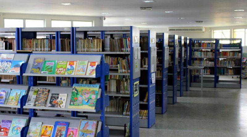 """Prefeitura decide reabrir Biblioteca Pública na pandemia:""""É um acervo rico em títulos para os concurseiros´"""
