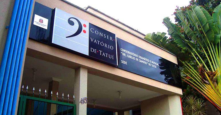 São Paulo: Conservatório de Tatuí abre inscrições para novos alunos! Cursos de instrumento da Área de Música Erudita