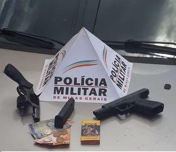 Semana quente em Contagem/MG: PMs do 18º prendem por tráfico, armas e também furto de CARRO no CENTRO da cidade, Nova Contagem, Colorado e outros