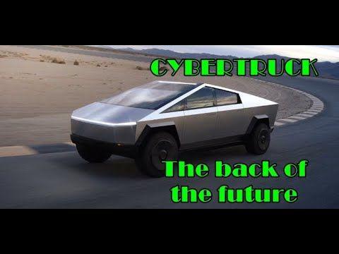 Tesla lança CYBERTRUCK e internet reage: DE VOLTA PARA O FUTURO?