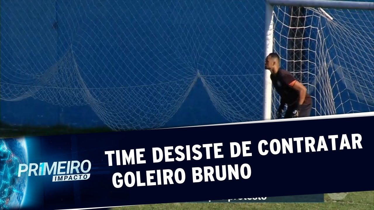 Time desiste de contratar goleiro Bruno após protestos - SBT