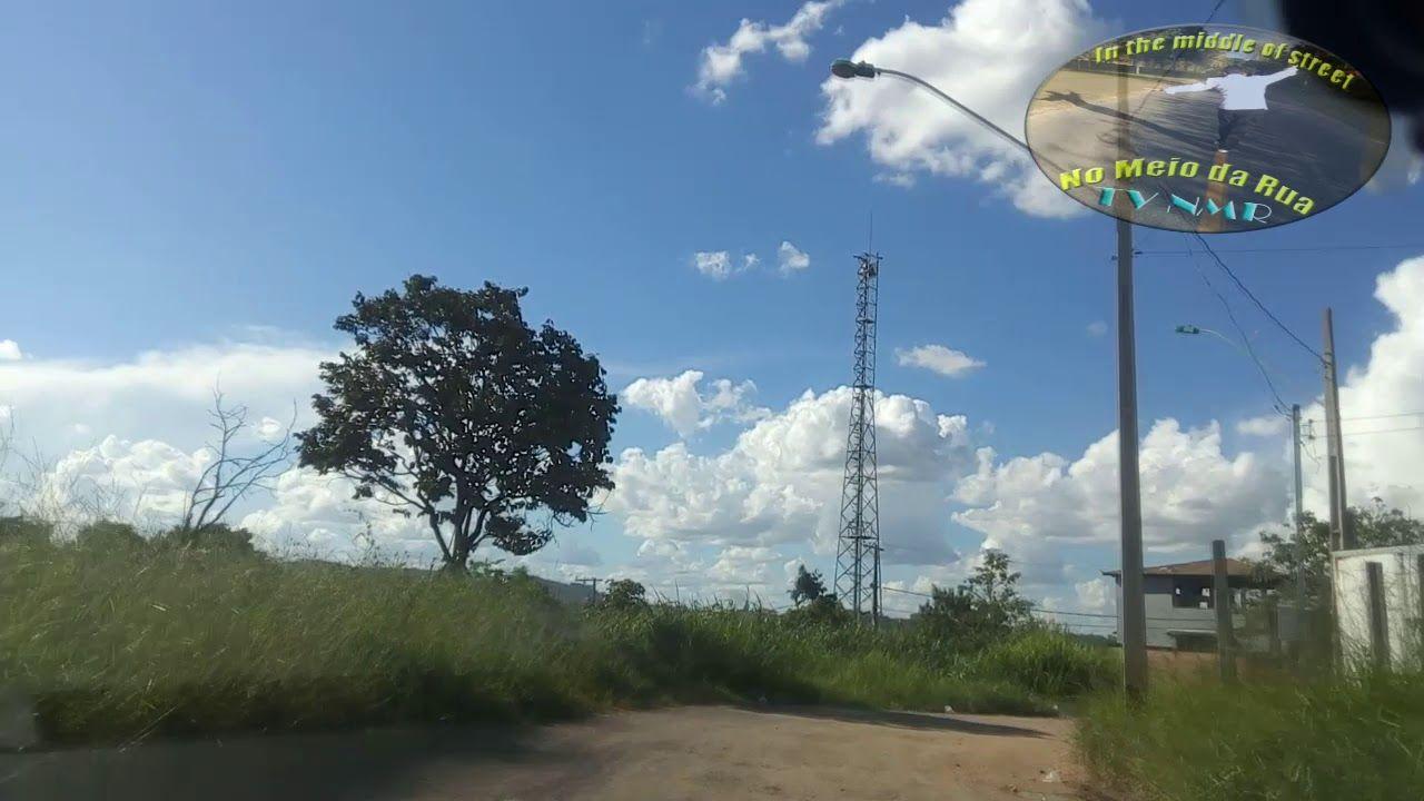 Uma volta por dentro do Bairro Tupã! Nas margens da LAGOA VARGEM DAS FLORES, Contagem / MG