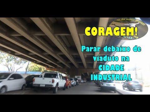 Viadutos da Grande BH: Viaduto pintado da Cidade Industrial em Contagem/MG mas o MEDO de queda ainda existe!